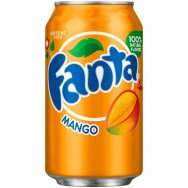 Fanta mango 0,355mL USA