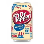 Dr Pepper Vanilla Float 355ml  USA