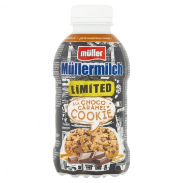 Müller Müllermilch Choco Caramel Cookies 378ml (400g)