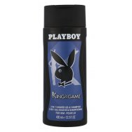 Playboy spr.gel men king of the games 250ML 2in1
