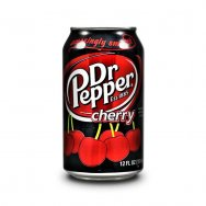 Dr. Pepper cherry USA 0,355L