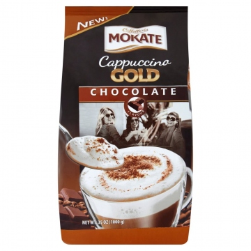 Mokate Cappuccino Gold chocolate 1kg