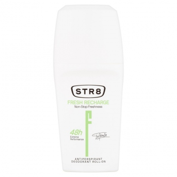 STR8 Fresh Recharge antiperspirant Roll-on 50ml