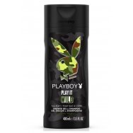 Playboy Sprchový gel Play it Wild 400ml