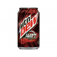 Mountain Dew Code red USA 0,355L